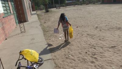 Aumenta preocupación por falta de almuerzo escolar en comunidad indígena