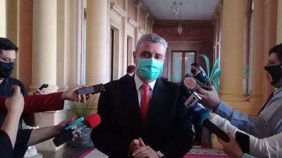 Villamayor reafirma que el gobierno que más cigarrillos incautó es el de Mario Abdo Benítez