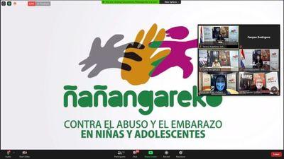 Lanzan campaña de protección contra el abuso sexual en niñas y el embarazo precoz