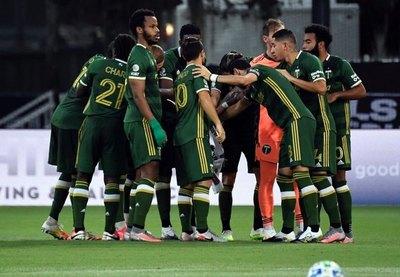 Portland Timbers del paraguayo Cristhian Paredes es primer finalista en la MLS