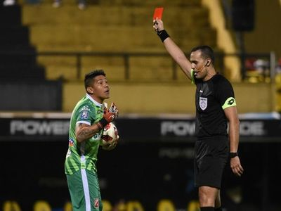 River Plate solicitará la anulación de la tarjeta roja y la suspensión de David Ojeda
