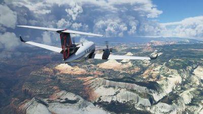 Microsoft lanza Flight Simulator 2020