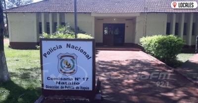 Repartidores de mercaderías fueron víctimas de millonario hurto en Natalio