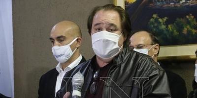 """HOY / Gobernador pide reabrir frontera y despotrica: """"Asunción siempre nos dio migajas"""""""