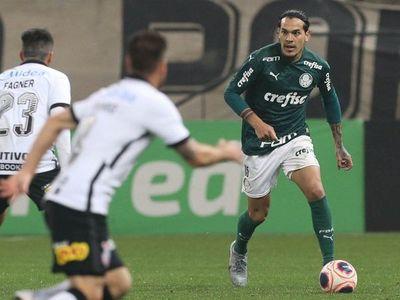 Corinthians y Palmeiras empatan en la ida de la final del título Paulista