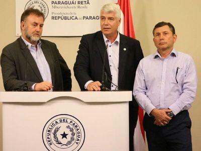 """""""Las obras públicas no paran"""", asegura ministro del MOPC"""