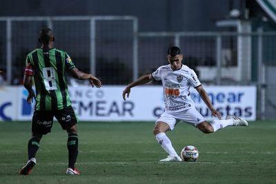Junior Alonso clasificó con el Galo a la final del estadual Mineiro
