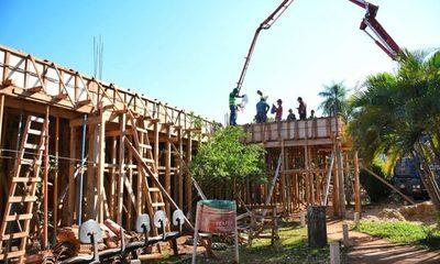 Gobierno fortalece la atención de la salud en  Alto Paraná con obras financiadas por Itaipú – Diario TNPRESS
