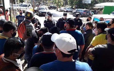 Dueños de bodegas  logran flexibilizar  control policial tras  medidas de fuerza – Diario TNPRESS