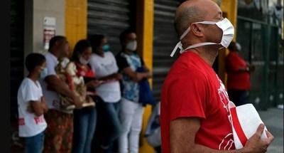 El desempleo en Brasil trepó al 13,3 %, su máximo en tres años