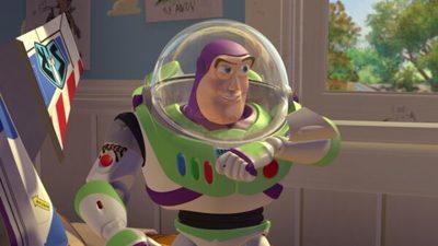 Disney muestra los primeros bocetos de Buzz de Toy Story