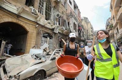 Actualización Beirut: La explosión ya suma 137 fallecidos y más de 5000 heridos