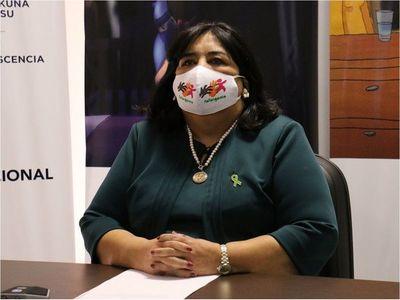 """""""Una niña embarazada es una niña abusada"""", recuerda ministra en campaña de protección"""