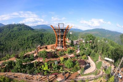 Parque en Tennessee abre nuevo mirador a Grandes Montañas Humeantes