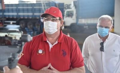 HOY / Gobernador de Alto Paraná da positivo a COVID-19