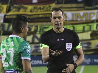 Lo que le dijo el árbitro a Pablo Gavilán