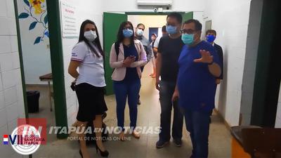 SALUD APUNTA A IMPLEMENTAR MODERNO SISTEMA INFORMÁTICO EN EL HOSPITAL DE ENCARNACIÓN