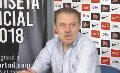 HOY / Libertad solicita la destitución de Horacio Elizondo