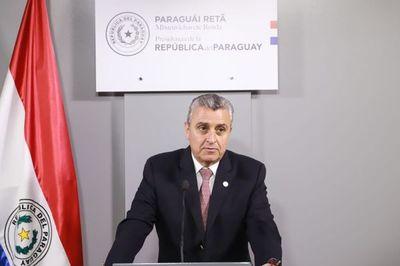Ministerios deben aplicar recortes al límite y dar prioridad a lo misional, recalca Villamayor