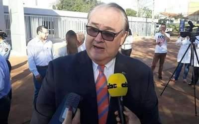 Gobernador del Alto Paraná con COVID19