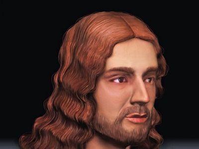 """Rostro del """"divino"""" pintor Rafael se reconstruye en 3D"""