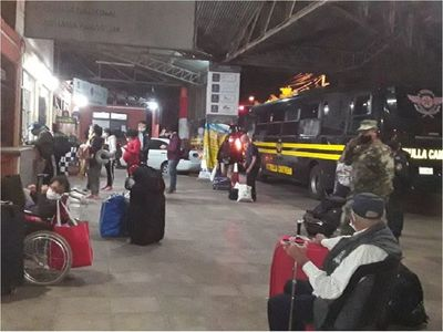 456 paraguayos retornan al país desde la Argentina