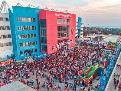 Cerro Porteño prepara la novena edición de Mita'i Azulgrana