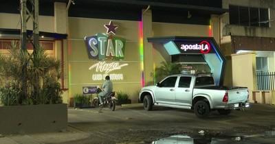Asaltan casino que aún no debía operar en Fernando de la Mora