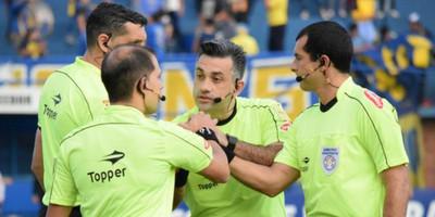 Fueron designados los árbitros para la fecha 12 del Apertura