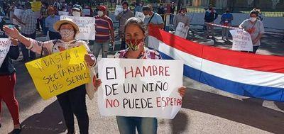 Ciudadanos repudian politización de bienes municipales en Quiindy