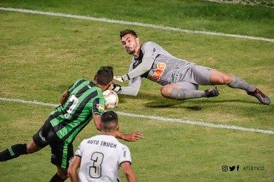 Junior Alonso y Atlético están en la final del Campeonato Mineiro