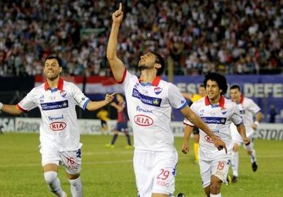 6 años atrás, Nacional se convertía en el segundo equipo paraguayo en jugar final de Libertadores