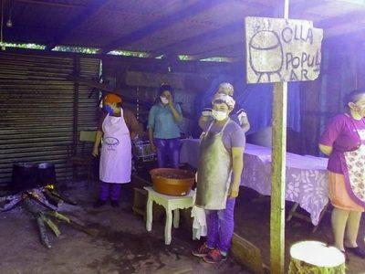 Entregan 9.500 kilos de alimentos a comedores transitorios de Alto Paraná