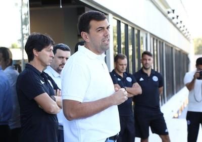 Infraestructura en la Villa Olimpia lleva el nombre de Marco Trovato