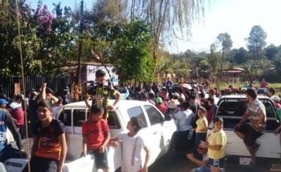 Vecinos desalojan a presuntos microtraficantes tras asesinato
