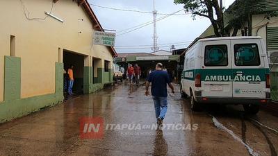 ULTIMAN DETALLES PARA HABILITAR LABORATORIO COVID-19 EN ITAPÚA
