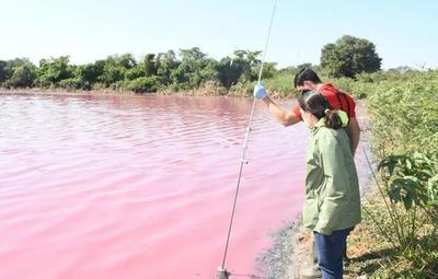 Mades confirma alta contaminación en Laguna Cerro de Limpio