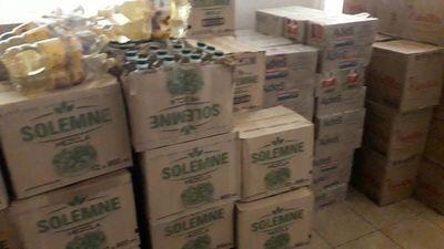 Aduana realiza entrega de mercaderías incautadas a familias vulnerables del Chaco