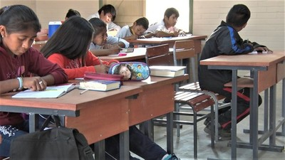 Loma Plata: almuerzo escolar se volverá a entregar la próxima semana