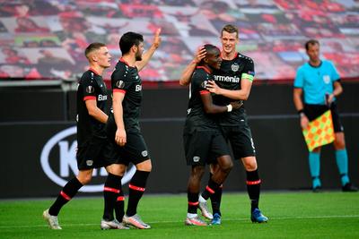 Diaby sella el pase del Leverkusen a cuartos de final de la UEL