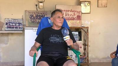 """Vicente Fariña: """"Yo tuve que ganarme un lugar en el equipo"""""""