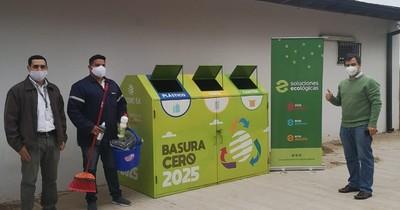 Soluciones Ecológicas busca apuntalar el reciclaje en todos los sectores