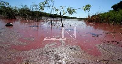 Laguna Cerro en Limpio: resultados confirman alta contaminación de las aguas