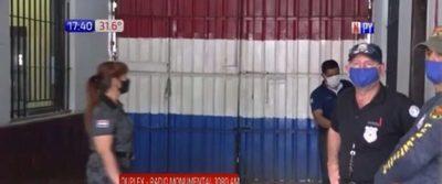 Covid-19 en Tacumbú: Ya son 35 reclusos infectados y 14 agentes
