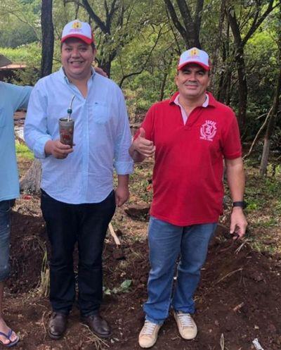 AUDIO: Hugo Rodríguez defiende zoquetes de seccionaleros nombrados en IPS  de Pedro Juan