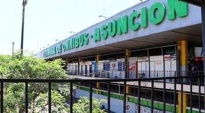 HOY / Refacciones en la Terminal de Asunción: primera etapa concluirá recién a principios del 2021