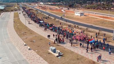 El 22 de agosto se marca la cita para el Maratón Nacional de Oración