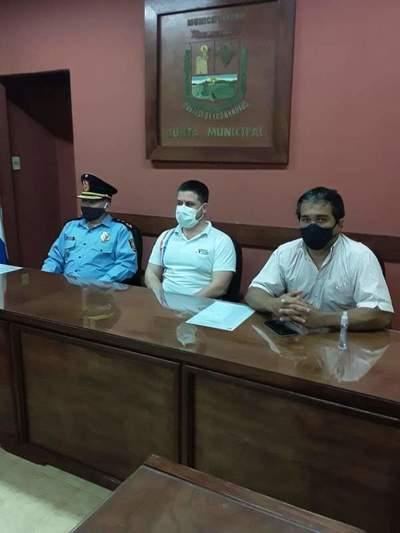 San José de los Arroyos; Agentes que fueron a cuarenta retoman sus funciones – Prensa 5
