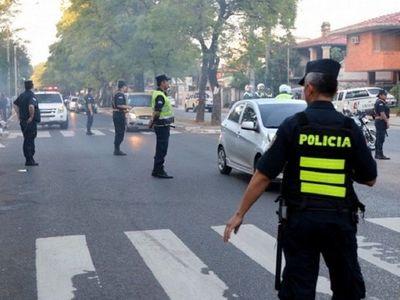 Jueza rechaza hábeas corpus preventivo contra la Policía Nacional