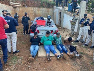 Un supuesto delincuente herido tras tiroteo con la Policía Nacional
